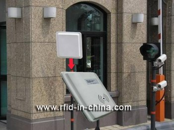 RFID vehicle tracking technology