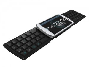 World's First NFC Keyboard for Android Smartphones Arrives at Brookstone